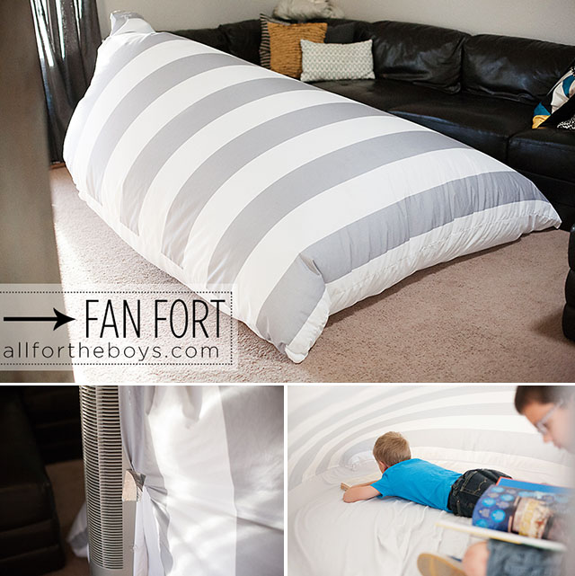 Fan Fort All For The Boys