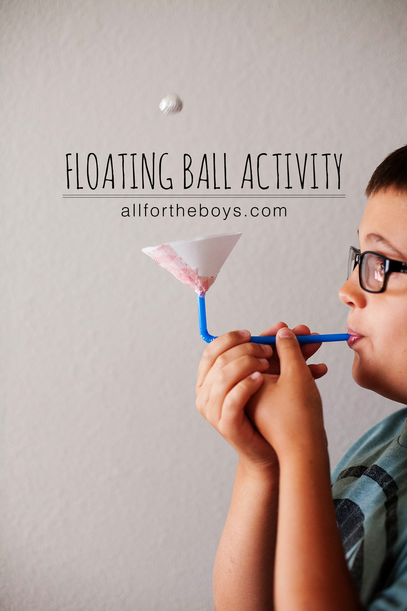 Floating Ball Activity All For The Boys