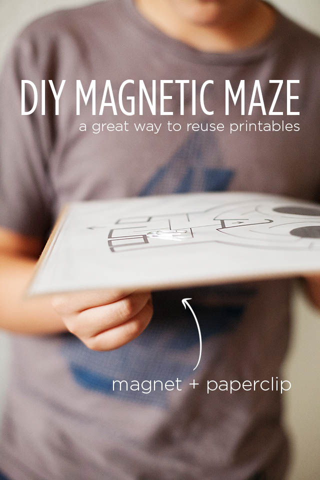 Magnetic Maze — All for the Boys