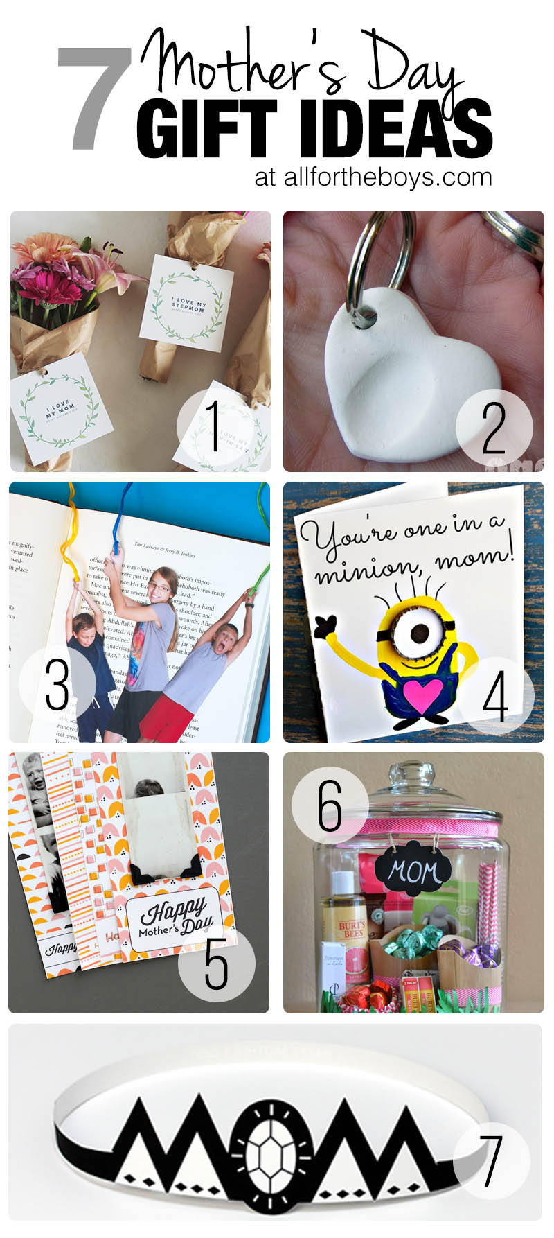 7 mother 39 s day gift ideas for kids all for the boys for Easy diy gifts for boys