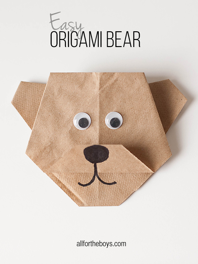 15 Easy Origami Patterns For Kids | 853x640
