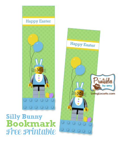 EASTER LEGO PRINTABLE