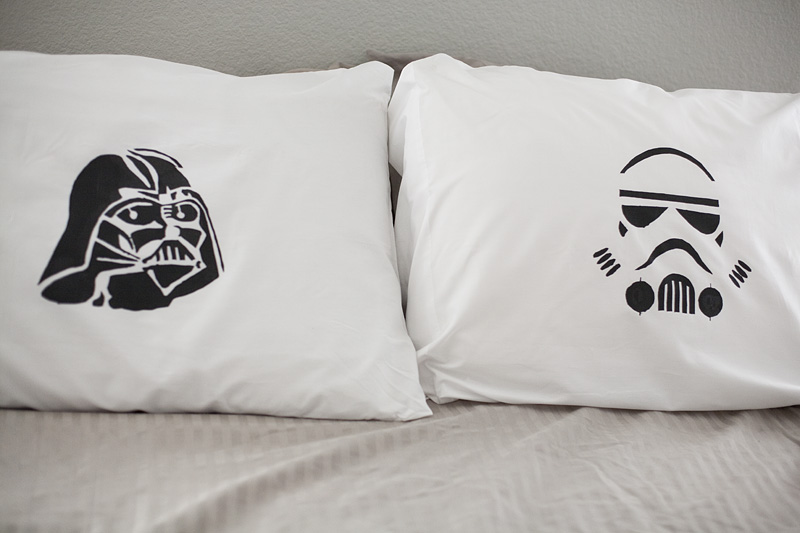 Diy Star Wars Pillowcase: MAY THE FOURTH BE WITH YOU! — All for the Boys,