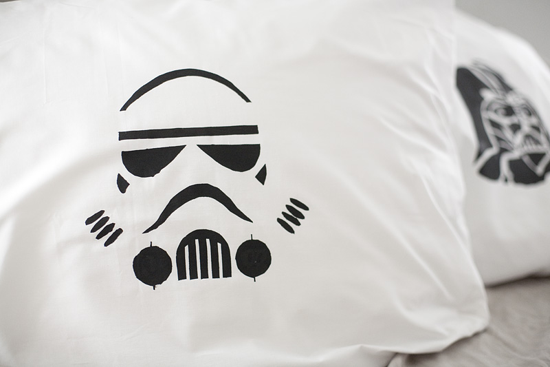 Star Wars Pillowcases & MAY THE FOURTH BE WITH YOU! \u2014 All for the Boys pillowsntoast.com