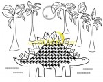 Free Printable Coloring Page – Ooh Moon