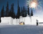 Snowy Fort Friday