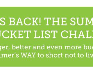 Summer Bucket List Challenge!
