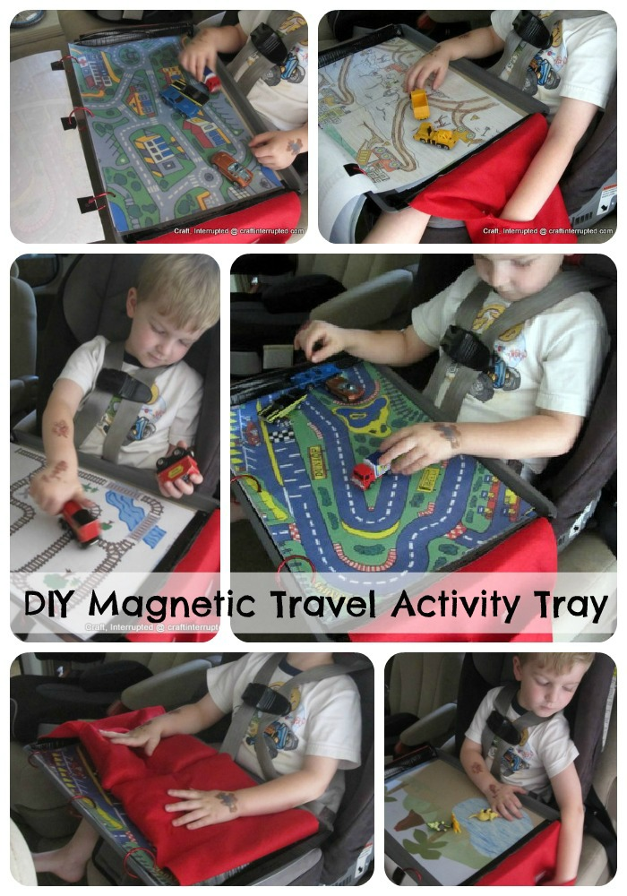 When My Boys Were Little Wed Make Sticker Scenes But With Magnets And A Cookie Sheet For Them To Play In The Car They Loved It