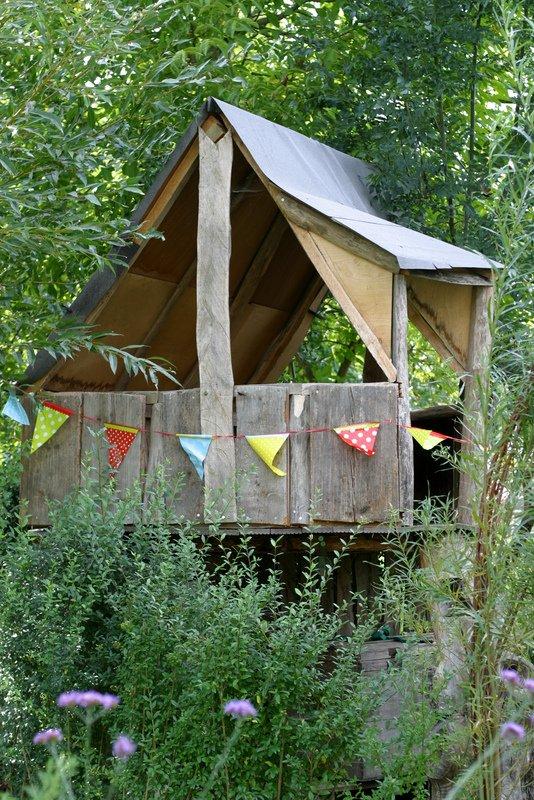 Rpbaumhaus Diy Children Play Woodhouse Selber Bauen Ideen Für