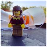 DIY LEGO Parachute!
