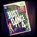 Happy Thanksgiving! Just Dance 4