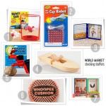 Unique Stocking Stuffers with World Market