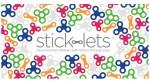 Stick-lets!