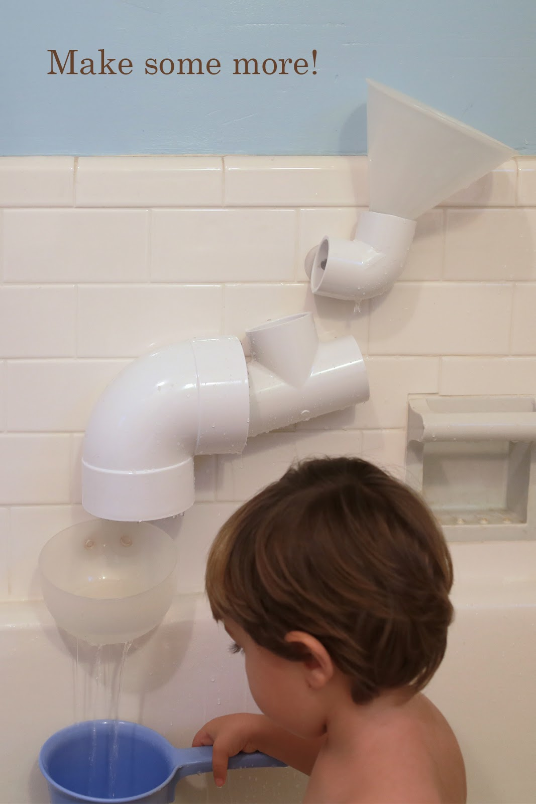 DIY Hardware Store Bath Toys! — All for the Boys