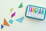 Travel Tuesday: DIY Tangrams