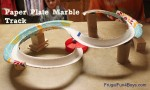 Marble Track – Frugal Fun for Boys