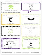 Halloween Lunchbox Notes  sc 1 st  All for the Boys & Christmas Lunchbox Note Jokes u2014 All for the Boys Aboutintivar.Com