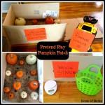Pretend Play: Pumpkin Patch