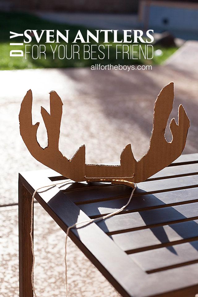 Disney Frozen Sven Antlers for your Best Friend