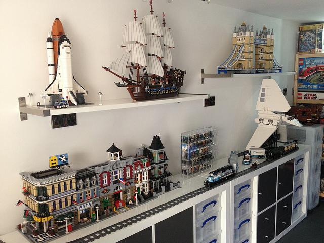 LEGO Week – Display