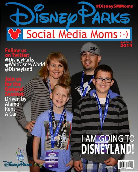 Disney Social Media Moms Celebration 2014