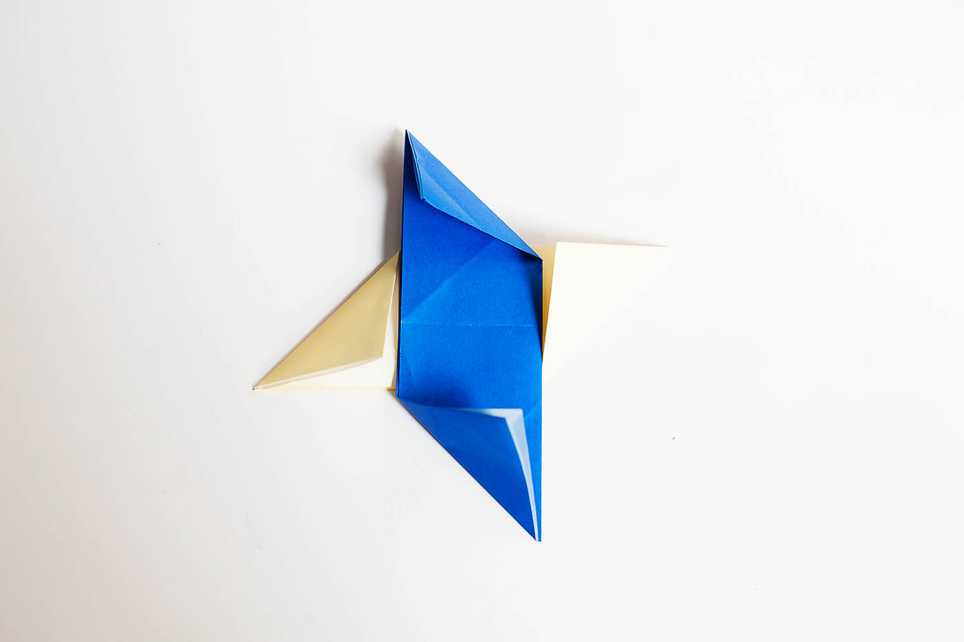 Origami Toothpick Spinning Top — All for the Boys - photo#24