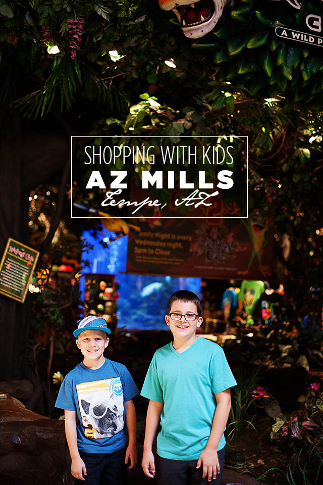 Weekend Wardrobe: AZ Mills