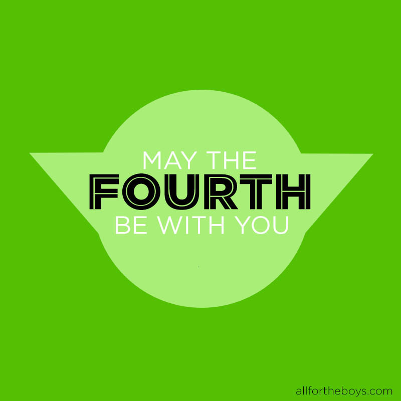 How To Respond To May The 4th Be With You: How To Celebrate Star Wars Day At Home
