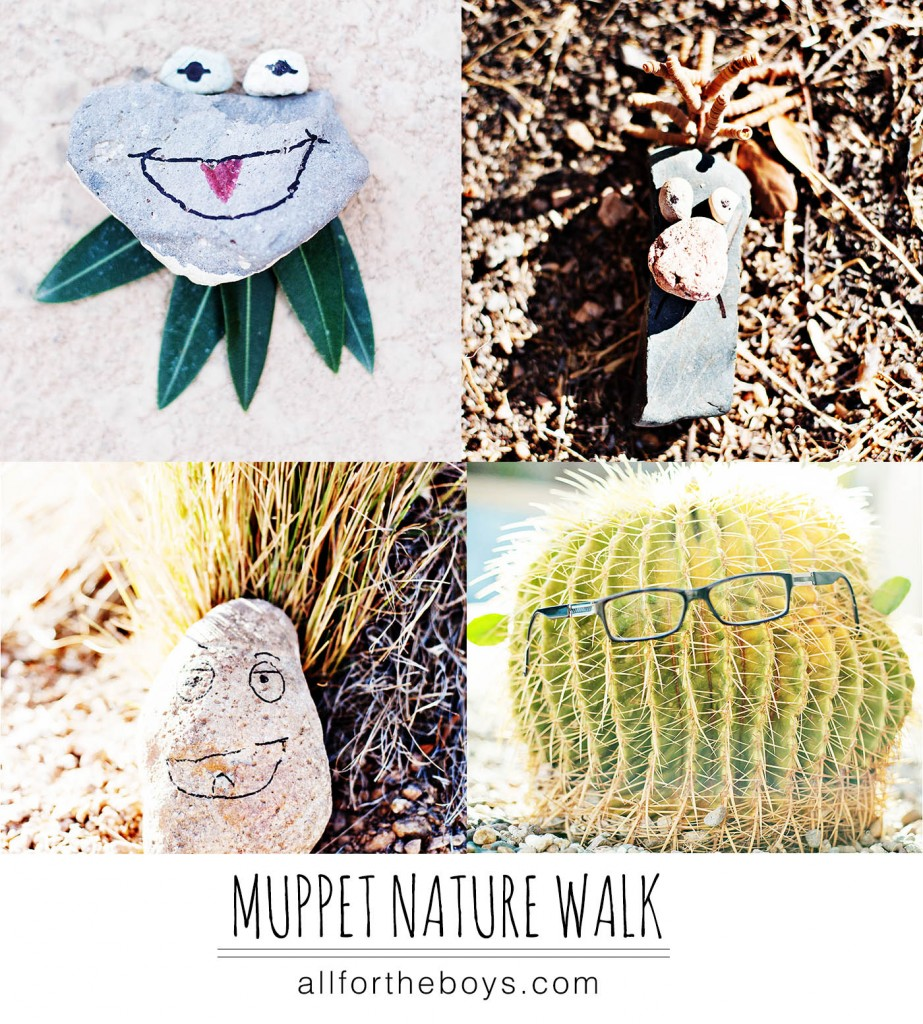 Muppets Most Wanted Nature Walk