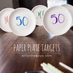 all-for-the-boys-paper-plate-targets-title