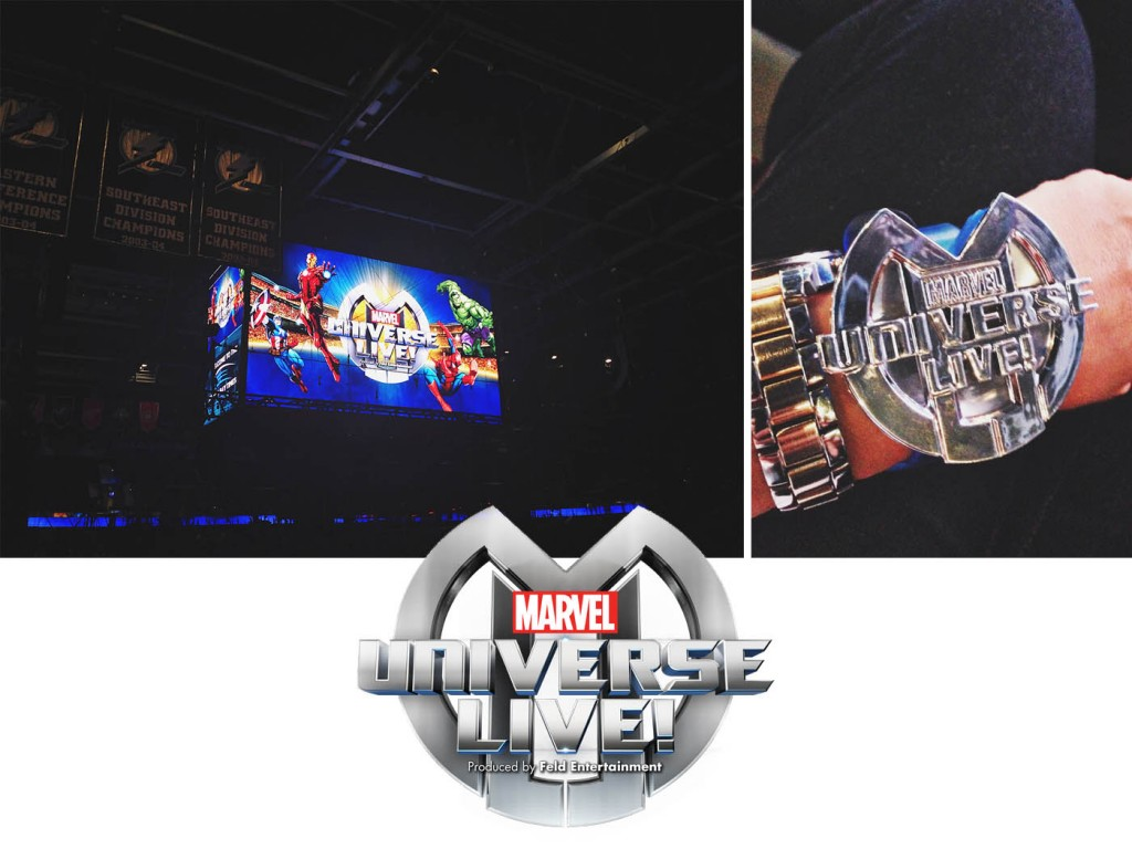 Marvel Live in Phoenix THIS weekend – Discount Code