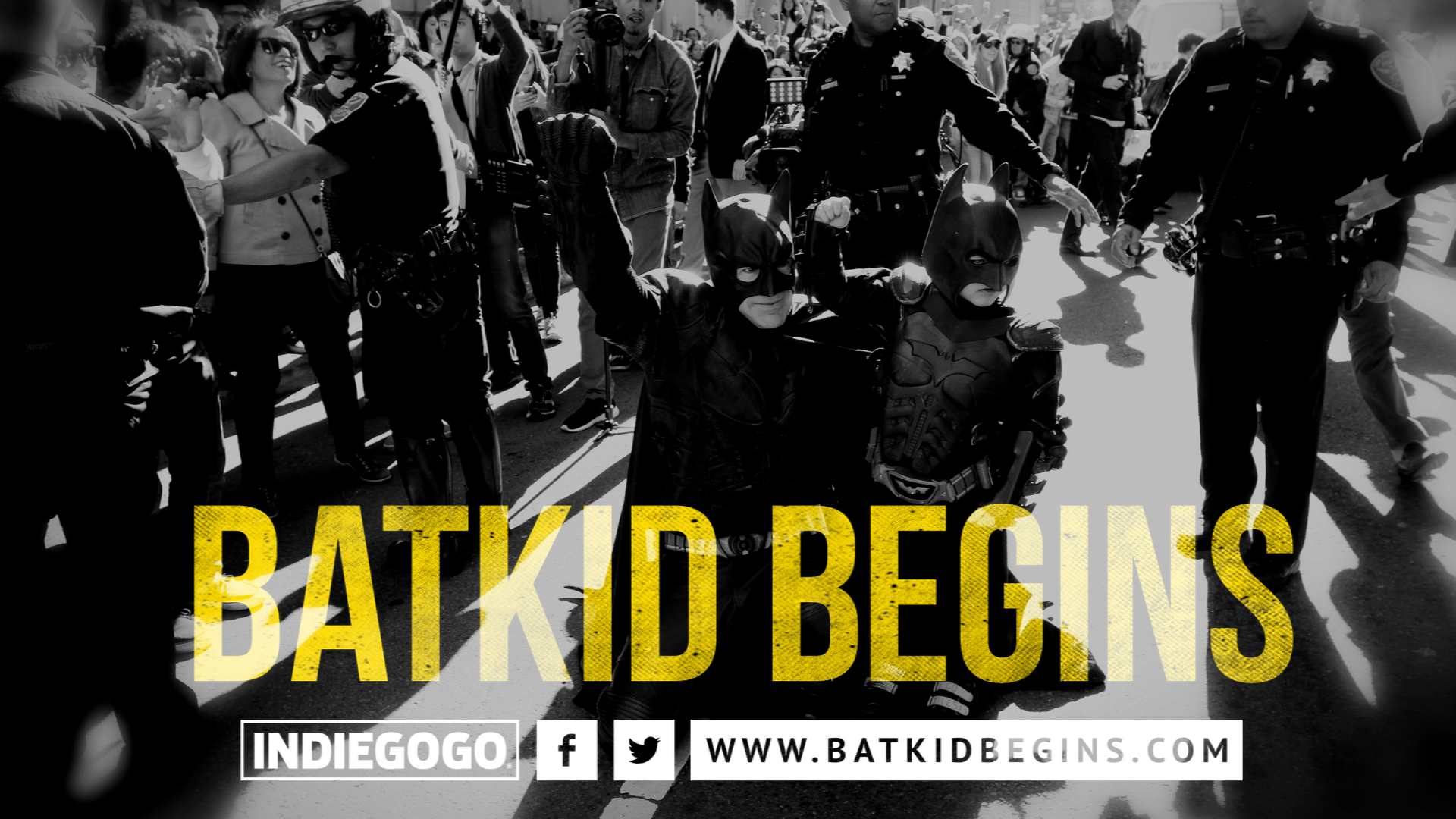 Batkid Begins: The Documentary