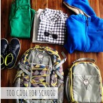 Lands' End back-to-school faves from All for the Boys blog