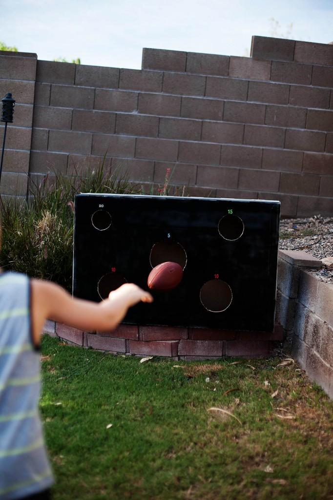 DIY Reusable Target