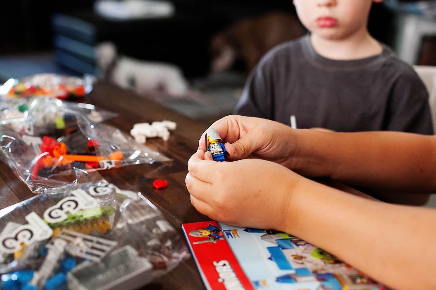 LEGO JUNIORS perfect for younger makers
