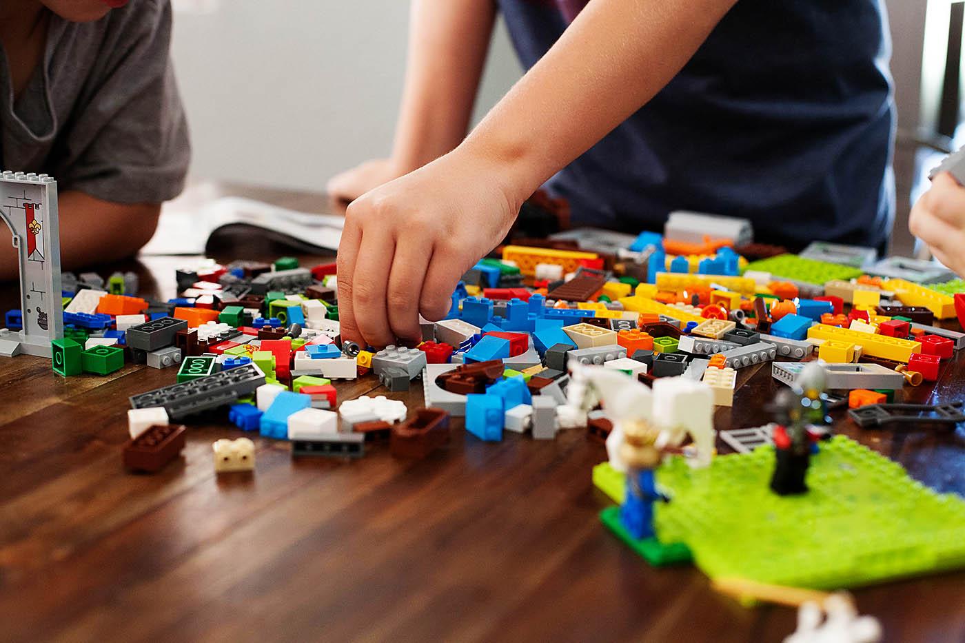 5 веских причин купить детский конструктор