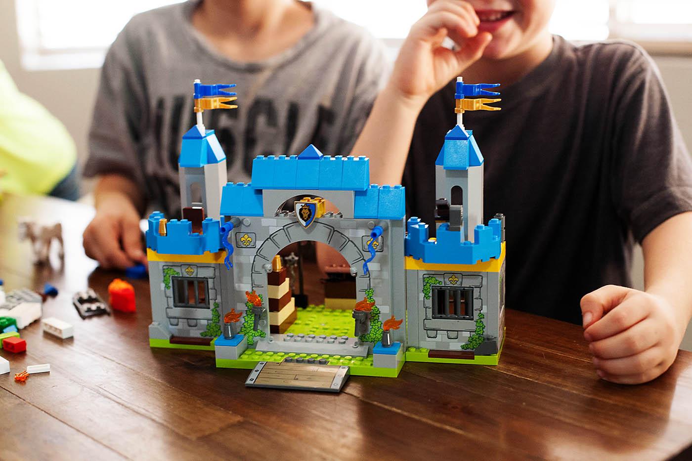 Lego Toys For Boys : Lego juniors — all for the boys
