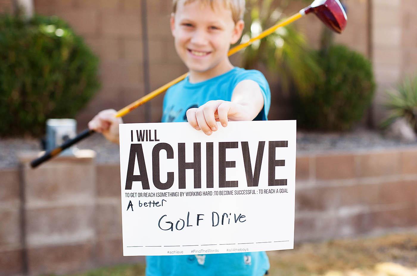 Helping Children ACHIEVE: $100 Amazon GC giveaway