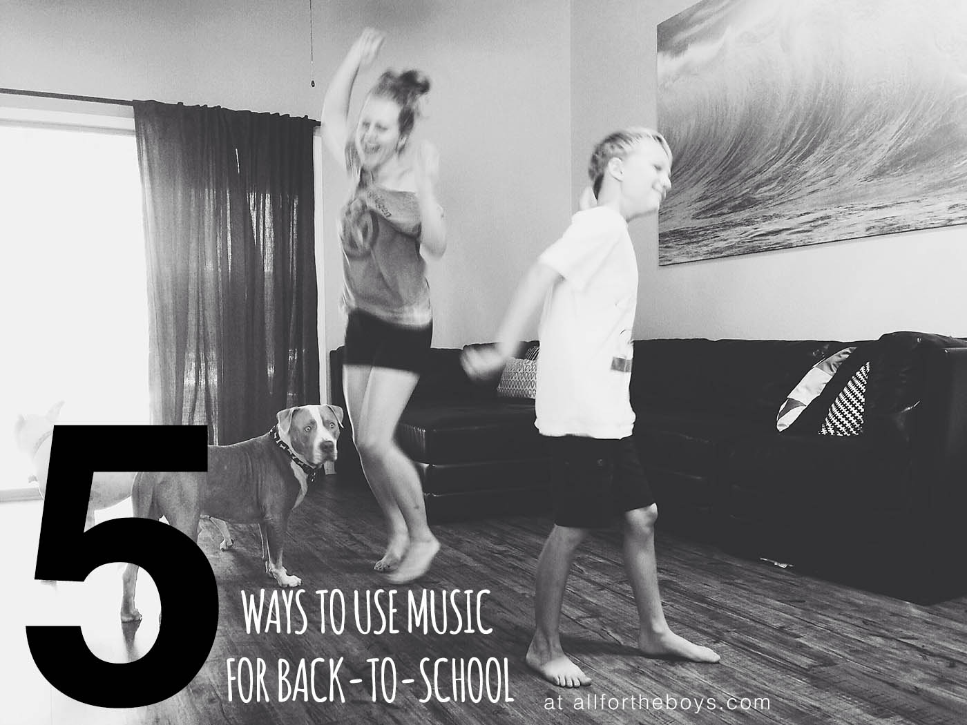 5 Ways to Use Music for Back-to-School