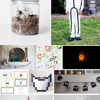 Fun Halloween ideas at allfortheboys.com
