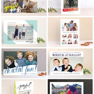 2014 Holiday Cards + $250 Minted Giveaway!