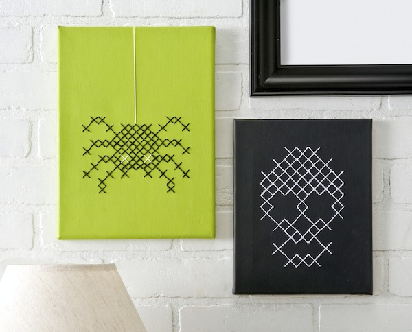 Halloween Cross Stitch My Boys Will Love!