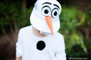 Diy olaf hat rundisney costume all for the boys diy kids olaf costume solutioingenieria Image collections