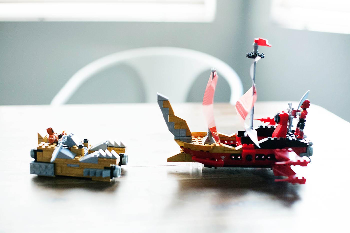 Presenting toys in fun ways