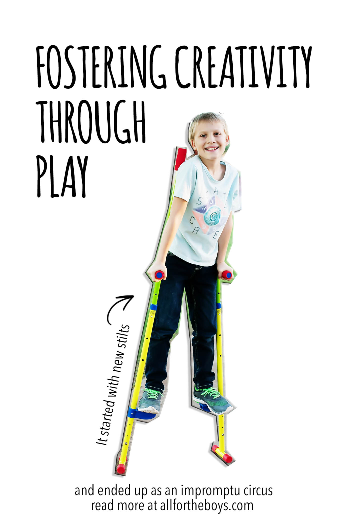 Fostering creativity through play