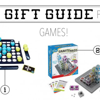 Game gift ideas!