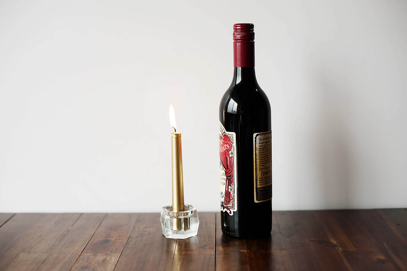 Can you blow out a candle through a bottle?