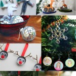 8 DIY ornaments kids will love
