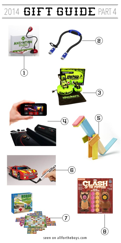 2014 Gift Guide Part 4