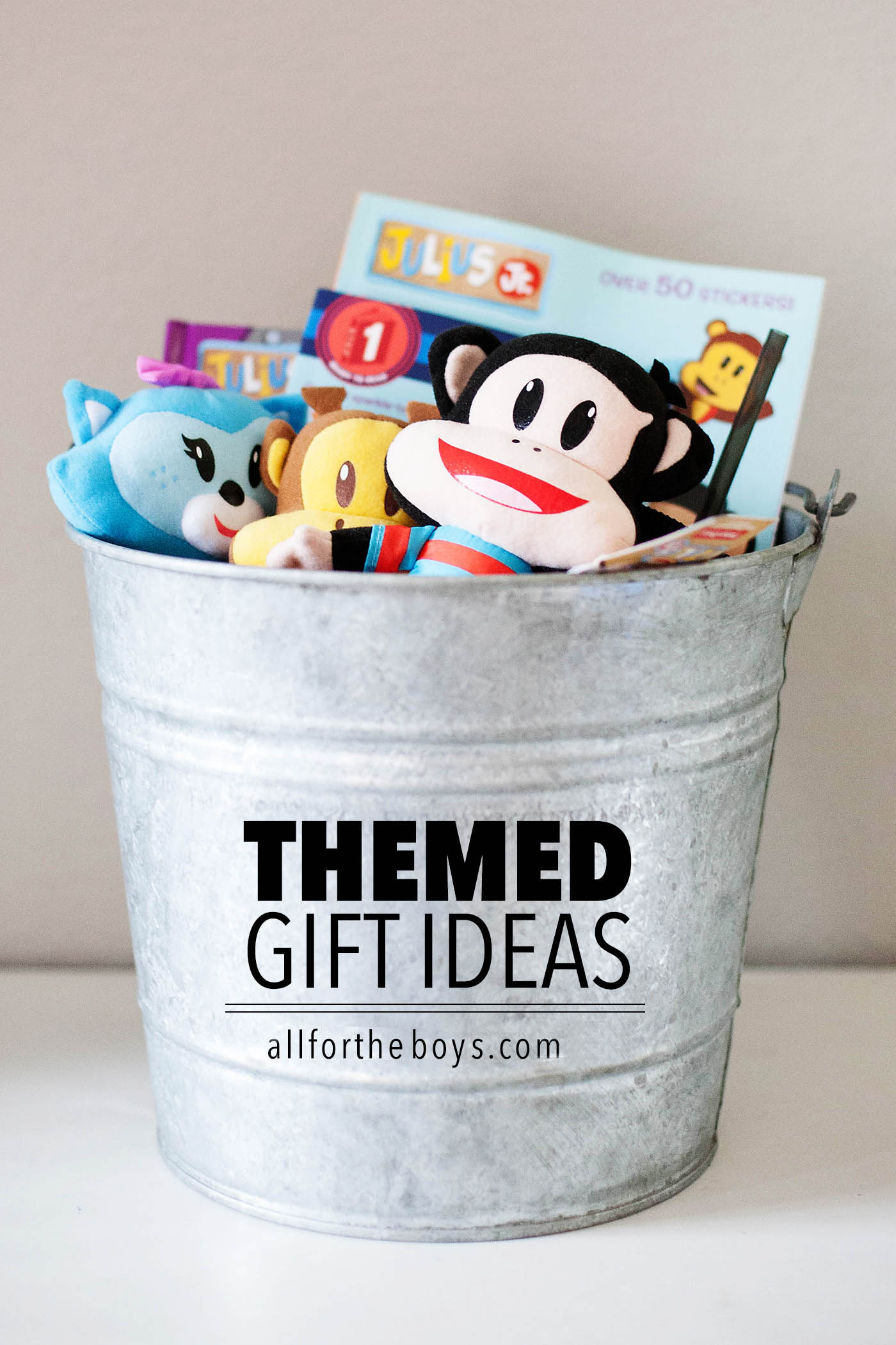 Themed gift ideas